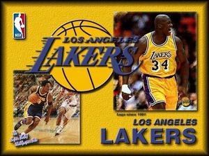 Обои НБА: Лос Анжелес Лэйкерс