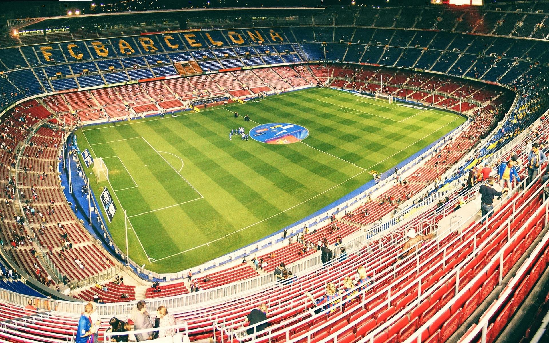 Барселона обои рабочего стола