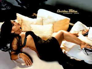 Обои Кристина Милиан (Christina Milian)