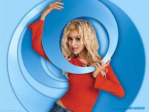 Обои Кристина Агилера (Christina Aguilera)