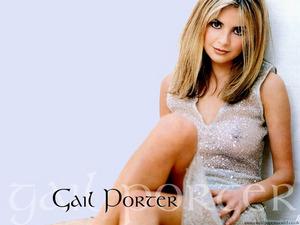 Обои Гейл Портер (Gail Porter)