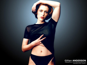 Обои Джилиан Андерсон (Gillian Anderson)