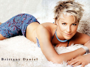 Обои Бриттэни Даниел (Brittany Daniel)