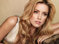 Обои для рабочего стола: Эмбер Хёрд (Amber Heard)