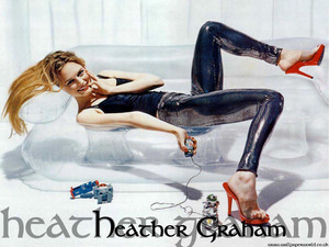 Обои Хизер Грэм (Heather Graham)