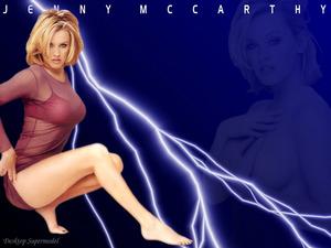 Обои Дженни МакКарти (Jenny McCarty)