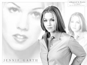 Обои Дженни Гарт (Jennie Garth)