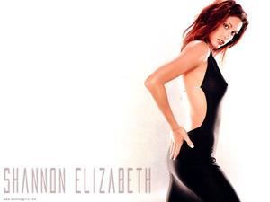 Обои Шеннон Элизабет (Shannon Elizabeth)