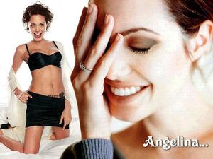 Обои Анджелина Джоли (Angelina Jolie)