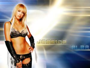 Обои Джессика Альба (Jessica Alba)