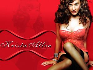 Обои Криста Аллен (Krista Allen)