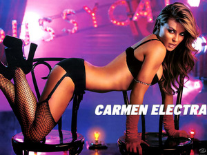 Обои Кармен Электра (Carmen Electra)