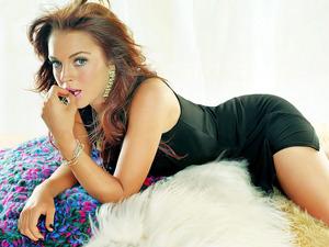 Обои Линдси Лохан (Lindsay Lohan)