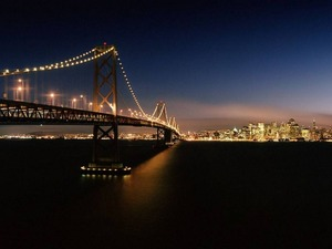Обои Бридж-Бей, Сан-Франциско