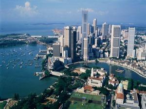 Обои Сингапур