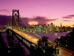Обои Сан-Франциско, мост Золотые Ворота