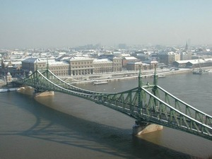 Обои Санкт-Петербург, Большеохтинский мост