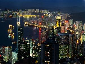 Обои Гонконг