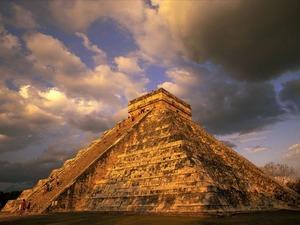 Обои Руины Майя