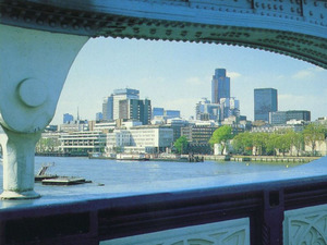 Обои Сити, Лондон