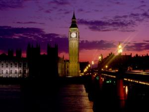 Обои Лондон