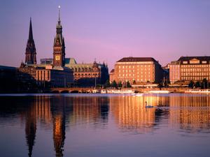 Обои Гамбург, Германия