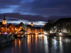 Обои Страсбург, Франция
