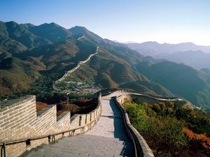 Обои Великая Китайская Стена