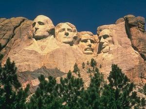 Обои Mount Rushmore, Южная Дакота