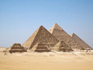 Обои Пирамиды в Гизе, Египет
