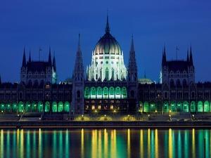 Обои Парламент, Будапешт, Венгрия