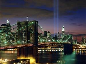 Обои Место WTC, Нью-Йорк, США