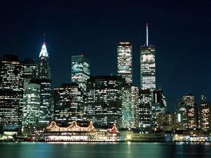 Обои Нью-Йорк