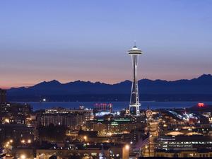Обои Сиэтл, США