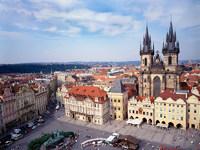 Обои для рабочего стола: Прага