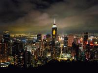 Обои для рабочего стола: Гонконг
