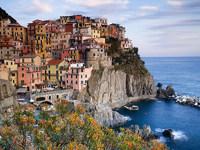 Обои для рабочего стола: Cinque terre, Италия