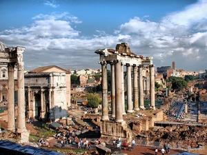 Обои Италия, Рим, Форум