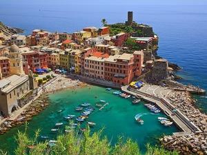 Обои Вернацца, Италия