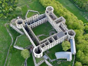 Обои Замок Боргхольм, Швеция