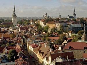 Обои Таллин, Эстония