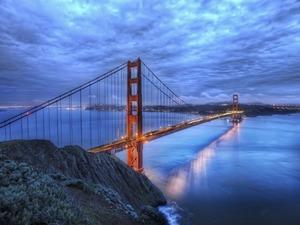 США, Сан-Франциско, Мост Золотые ворота