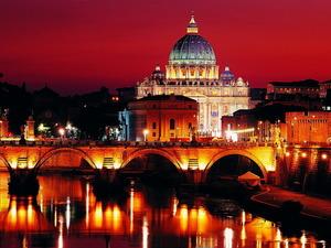 Обои Собор св. Петра, Ватикан