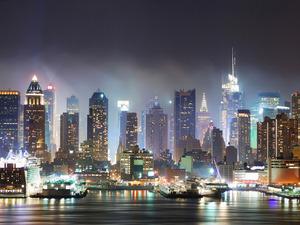 Обои Манхэттен, Нью-Йорк