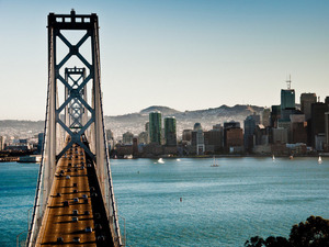 Обои Сан-Франциско, Бей Бридж