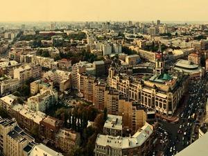 Обои Киев