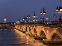 Обои для рабочего стола: Бордо, Франция