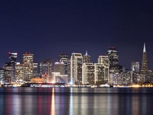 Обои Сан-Франциско, США