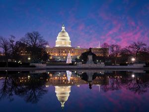 Обои Вашингтон, Капитолий
