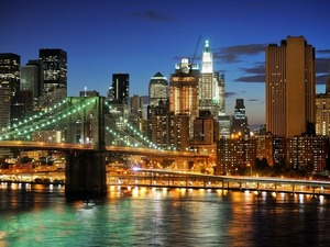 Обои New York